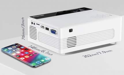 Видеопроектор Byintek C520 White
