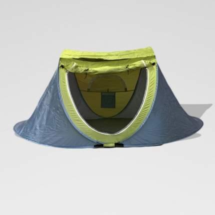 Палатка туристическая 2-х местная LG 210x125x95 см, зеленая