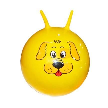 Мяч-попрыгун Palmon с ручкой Собака 45 см 17064