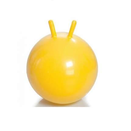 Мяч-попрыгун Palmon с рожками желтый Стандарт 45 см 17100Y