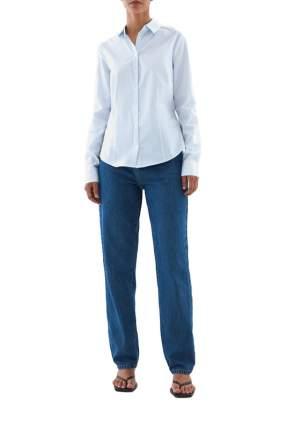 Блуза женская ZARINA 328102302 голубая 42