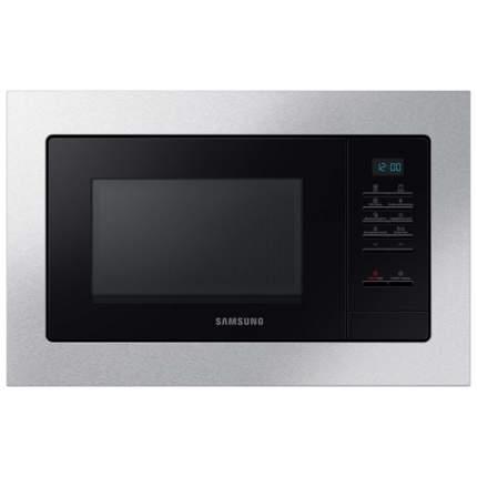 Встраиваемая микроволновая печь Samsung MS20A7013AT Black/Silver
