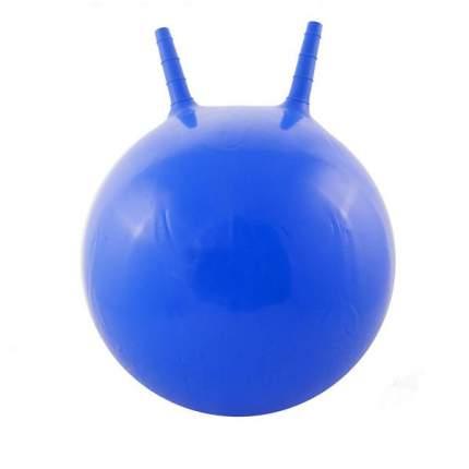 Мяч-попрыгун Palmon с рожками синий Стандарт 45 см 17100B