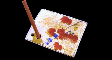 Подставка под аромапалочки Shoyeido, Осенний Плющ,734509 Shoyeido Japan