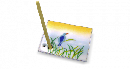 Подставка под аромапалочки Shoyeido, птичка, 734506 Shoyeido Japan
