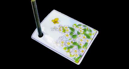 Подставка под аромапалочки Shoyeido, Белая Сирень, 734504 Shoyeido Japan