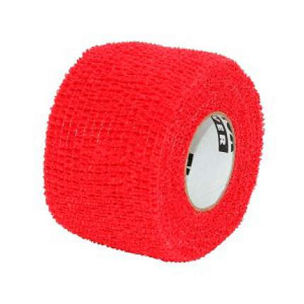 Лента для клюшек BLUESPORT grip Powerflex 38x4,57(красный)
