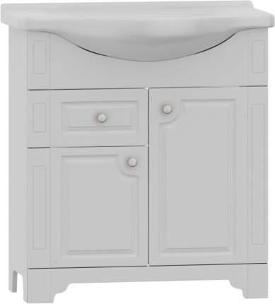 M95WCC0752WG DORFF Tradition, раковина мебельная, керамическая, 75 см