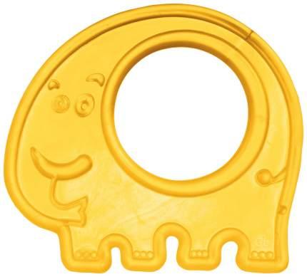 Прорезыватель мягкий Canpol Слоник желтый