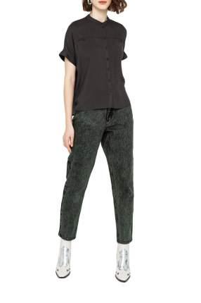 Блуза женская befree 2021121302 зеленая XS