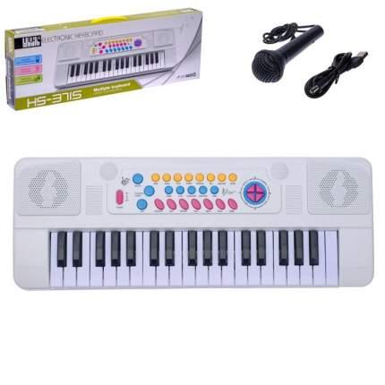 Синтезатор «Белый Ангел», 37 клавиш Sima-Land