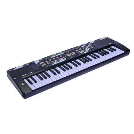 Синтезатор «Увлечение музыкой» с микрофоном, 54 клавиши Sima-Land