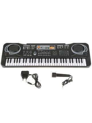Синтезатор с микрофоном, 61 клавиша Играем Вместе