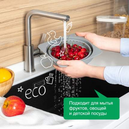 Средство для мытья посуды Synergetic арбуз 5 л