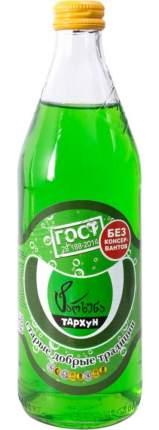 Напиток тархун Старые Добрые Традиции безалкогольный сильногазированный стекло 0.5 л