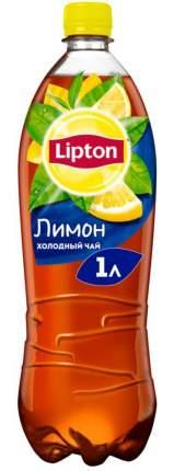 Чай черный Lipton лимон 1 л