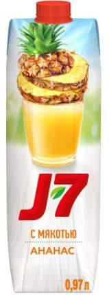 Нектар  J7 ананас 0.97 л