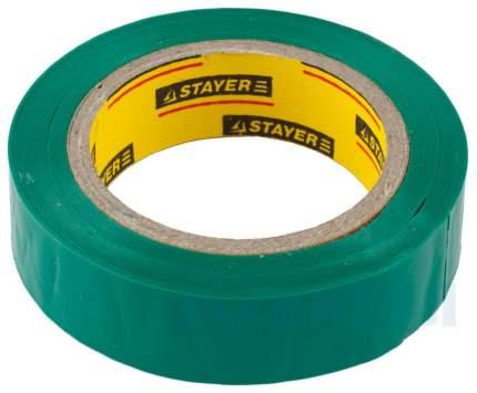 "Изолента Stayer ""MASTER"" зеленая 15мм х 10м"