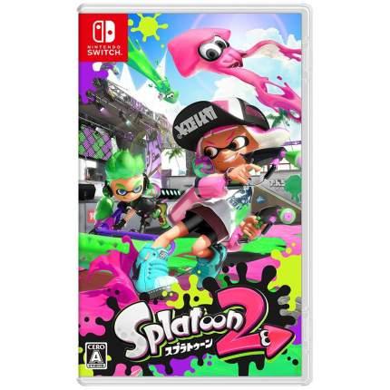 Игра Splatoon 2 для Nintendo Switch