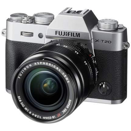 Фотоаппарат системный Fujifilm X-T20 KIT 18-55 Silver