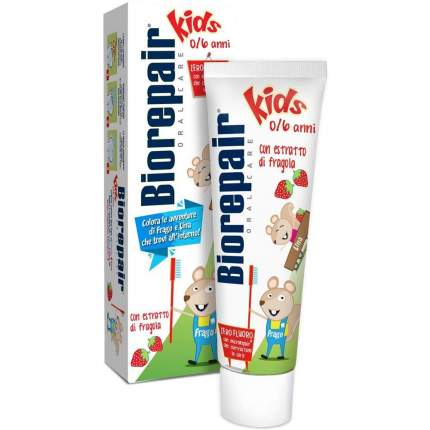 Зубная паста Biorepair Kids 0-6 лет 50 мл