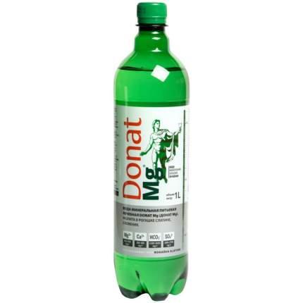 Вода минеральная Donat Mg газированная лечебная пластик 1 л