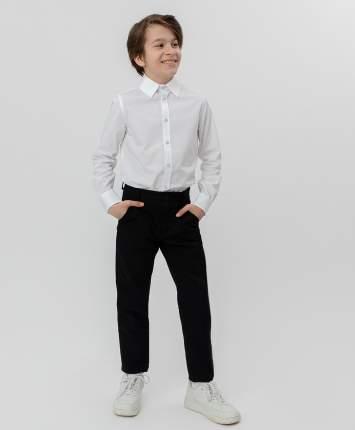 Черные брюки-слим BUTTON BLUE 220BBBS63010800, размер 164