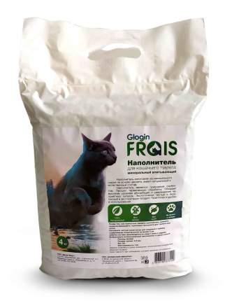 Впитывающий наполнитель для кошек FRAIS цеолитовый, 4 кг, 7.2 л