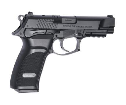 Пневматический пистолет Bersa Thunder 9 Pro ASG BERSA THUNDER 9 PRO