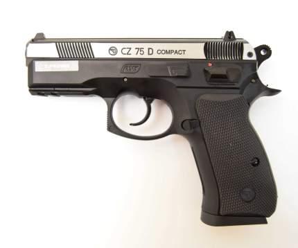Пневматический пистолет CZ 75 D Compact ASG CZ-75D