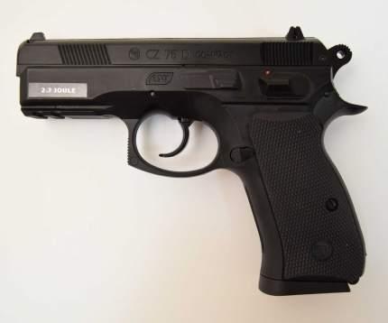 Пневматический пистолет CZ 75 D Compact ASG CZ-75D Compact