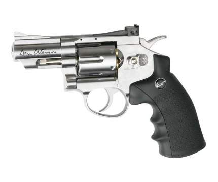 Пневматический револьвер Dan Wesson ASG Dan Wesson 2,5 18101