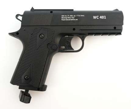 Пневматический пистолет Colt M1911 Borner WC 401