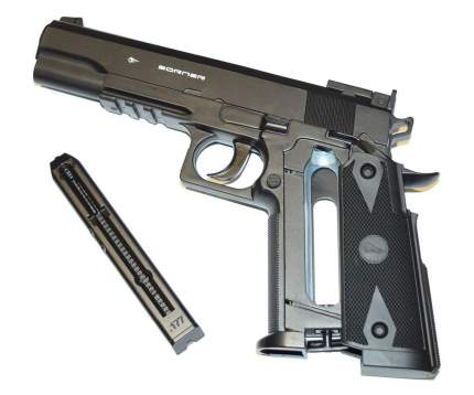 Пневматический пистолет Colt M1911 Borner Power Win 304