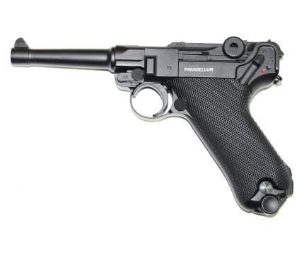 Пневматический пистолет Luger Parabellum P.08 Gletcher Parabellum