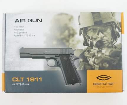 Пневматический пистолет Colt M1911 Gletcher CLT 1911