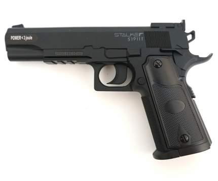 Пневматический пистолет Colt 1911 Stalker S1911T