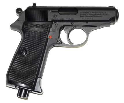 Пневматический пистолет Walther PP, PPK Umarex PPS