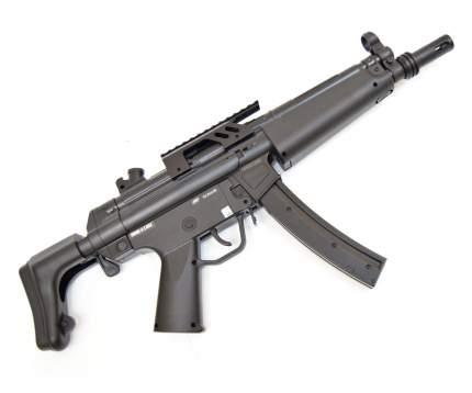 Страйкбольный пулемет Heckler & Koch MP5A5 ASG BT5 A5
