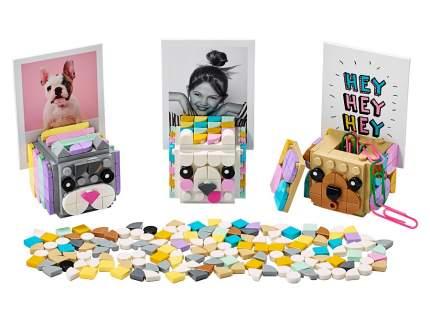 Конструктор LEGO DOTS 41904 Подставки для фото Животные