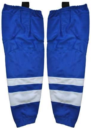 Гамаши хоккейные I ONE цветные SR взрослые(сине-белый)