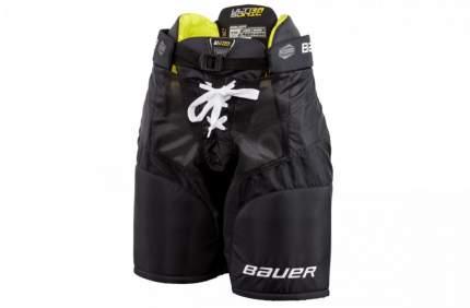 Хоккейные шорты BAUER Supreme Ultrasonic S21 YTH детские(S / черный/S)