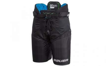 Шорты хоккейные BAUER X S21 JR подростковые(S / черный/S)