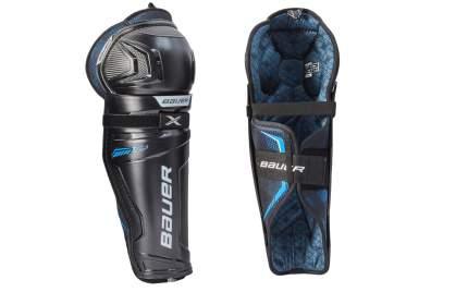 Хоккейные щитки BAUER X S21 SR взрослые(SR / 15/S)