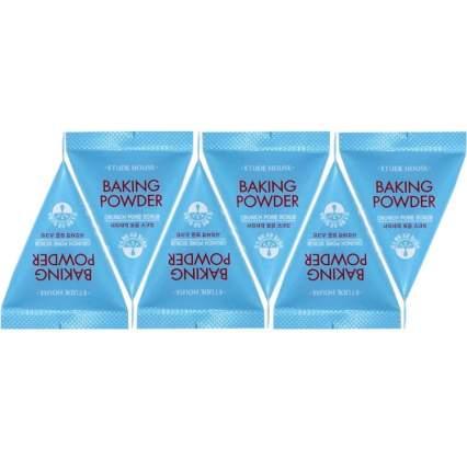 Скраб для лица ETUDE HOUSE с содой в пирамидках Baking Powder Crunch Pore, 6 шт. по 7 г