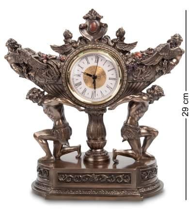 "Часы ""Чаша урожая на плечах атлантов"" WS-618"