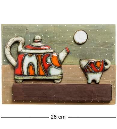 "Панно ""Чайник"" шамот KK-542"