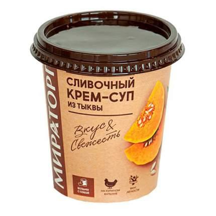 Крем-суп Мираторг Сливочный из тыквы 360 г