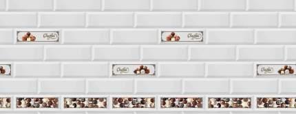 "Кухонный фартук DEXPAN, ""Керамика Choco"" (300 см)"