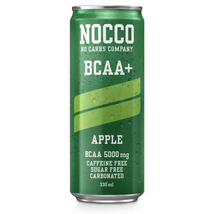 Энергетический напиток NOCCO  BCAA+ Apple 330 мл